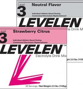 Levelen flavors