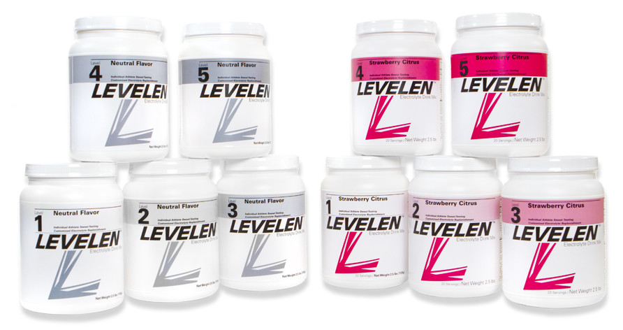 Levelen Electrolyte Mix