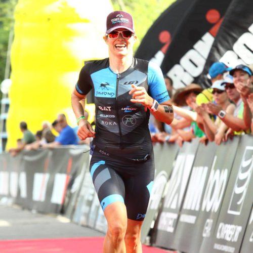 Carla Schubiger, Pro Triathlete