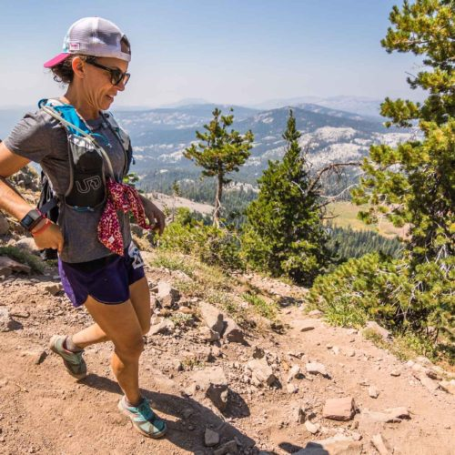 Erin Vancellette - Ultra-Distance Runner